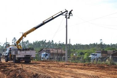 Cooperaliança investe R$75 mil em rede elétrica