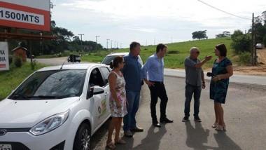 Governo de Cocal recebe Deinfra para estudar instalações