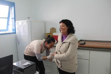 Içara inicia campanha contra influenza com seis mil doses