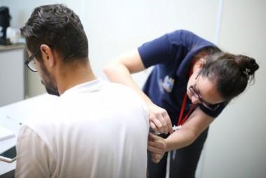 Vacinação da Influenza para o segundo grupo começa segunda-feira em Içara
