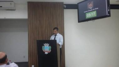 Vereador Itamar registra falta de medicamentos em postos de saúde