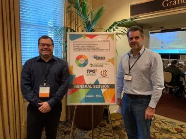 Direção da Satc participa de evento sobre geração de energia nos EUA