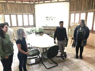 Escola do Meio Ambiente pode ser implantada no Horto Municipal de Içara