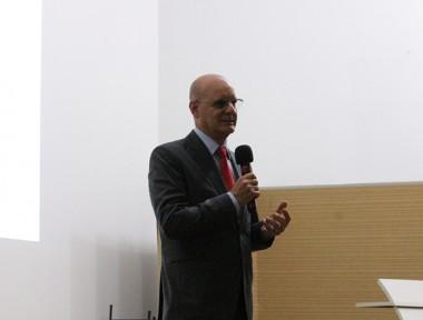 Secretário de Educação defende empreendedorismo em palestra