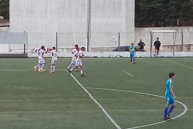 Sub-15 do Tigre garante goleada em Florianópolis