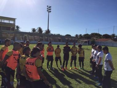 Tigre enfrenta o Ceará com possibilidade de ingressar ao G4