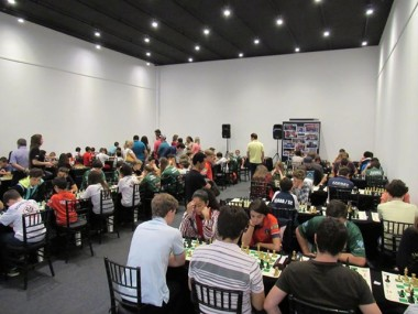 VI Circuito ACX-Içara de Xadrez Rápido: Taça Professor Dauro Daré