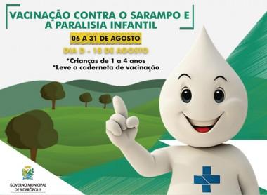 Unidades de Saúde de Siderópolis estarão abertas no sábado