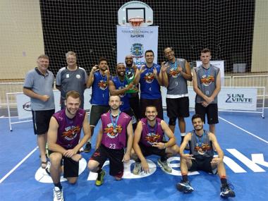 Darycity lidera o Basketball Summer Tour 3x3