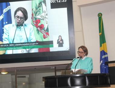 Deputada Ada destaca manutenção da aposentadoria para mineradores de carvão