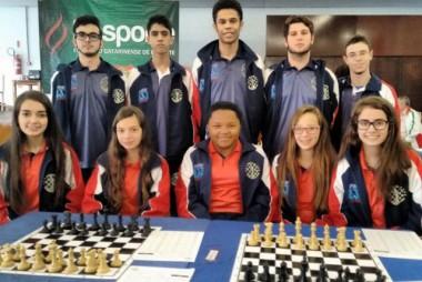 Xadrez rende 15 medalhas para Içara nos Joguinhos Abertos