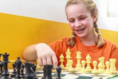 """Projeto """"Xadrez que Educa"""" promove intercâmbio"""