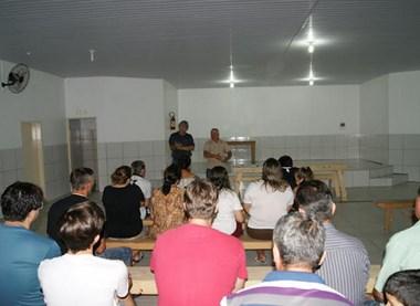 Moradores são contra a construção de ponte em Içara
