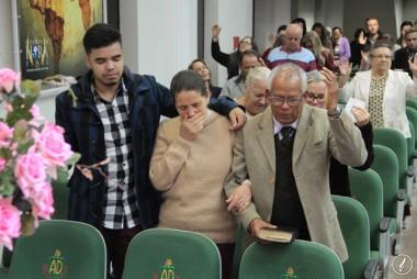 Culto da Família foi celebrado no Templo Sede de Içara