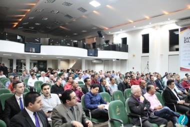 Reunião de obreiros de maio foi realizada na segunda em Içara
