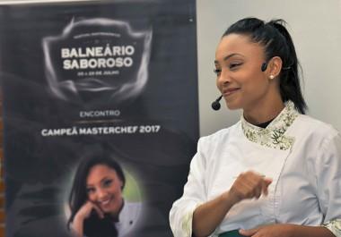 Encontro e Workshop encerram programação do Balneário Saboroso