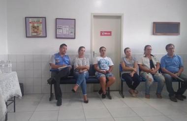 Equipes técnicas de saúde reafirmam parceria em Siderópolis