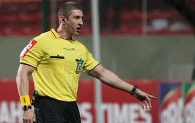 Arbitro da FIFA apitará final do Gaivotão
