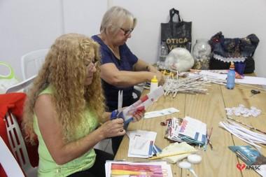 Clubes de Mães e oficinas da Afasc estão com vagas abertas