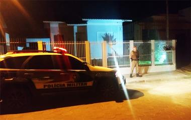 Polícia Militar realiza rondas nas ruas do Programa Rede de Vizinhos