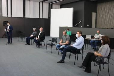 Empresários do Sul catarinense tentam audiência com o governador Moisés