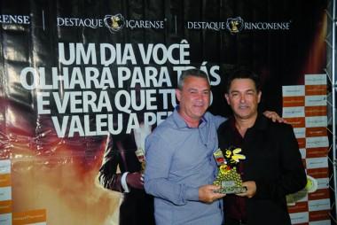 Gerente da Casan comenta sobre Destaque Içarense 2017