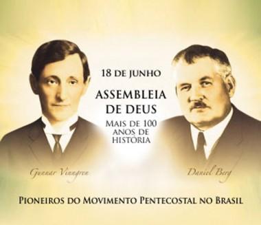 Assembleia de Deus no Brasil celebrará 106 anos