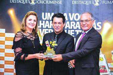 Ademar Pavei presidente do Lions Clube comenta sobre o Destaque Fumacense 2018
