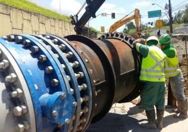 Investimentos garantem abastecimento de energia e água