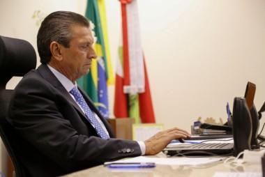 Presidente da Alesc e prefeito da Capital defendem união para superar a crise