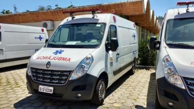 Dois novos veículos reforçam a frota da Saúde de Balneário Rincão