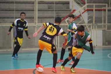 Festival Anjos do Futsal vai reunir mais de mil crianças