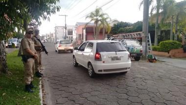 Polícia Militar de Araranguá segue firme com operações