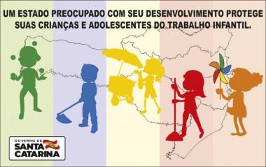 Campanha busca apoio para combater o trabalho infantil