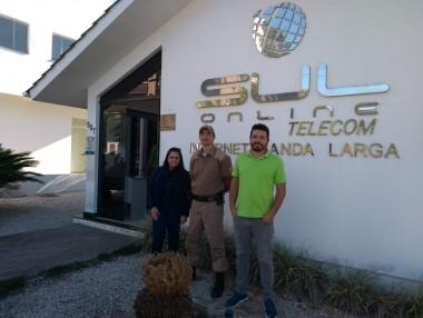 PM de Araranguá realiza Consultorias Preventivas Comerciais