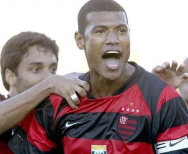 Júnior Baiano está confirmado no Futebol Solidário 2017