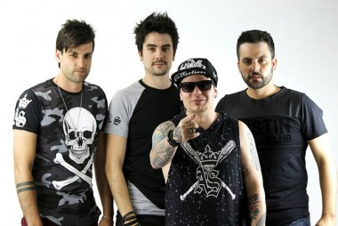Banda curitibana estreia no Didge BC com covers