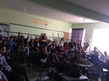 DNIT/SC e consórcio voltam com oficinas para alunos de Capivari de Baixo e Laguna