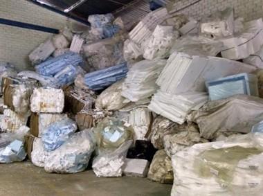 Termotécnica recicla o isopor® da Vila Olímpica