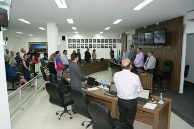 Câmara Municipal de Içara mantém índice de gastos