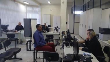 Cartório Eleitoral de Içara já iniciou cadastramento biométrico