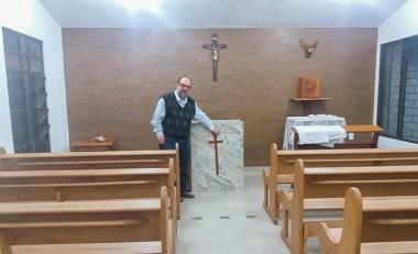 Bispo presidirá missa na Casa do Egresso