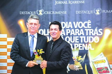 Presidente da Casa Guido Antônio Guedin comenta sobre o Destaque Criciumense 2018