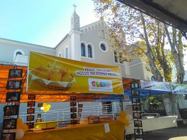 Oito instituições beneficiadas com a venda de quitutes na festa de São José