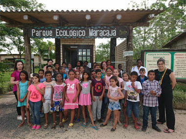 CRAS de Siderópolis promove mês voltado às crianças com passeios e brincadeiras