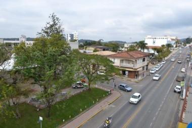 Fiscalização de Cocal do Sul realiza vistorias in loco