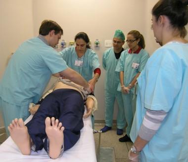 Medicina Unesc único em SC com aval para centro de treinamento da AHA