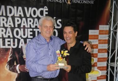Claudio Blissari comenta sobre o Destaque Içarense 2017