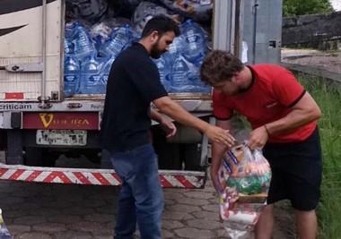 Defesa Civil distribui itens de assistência humanitária