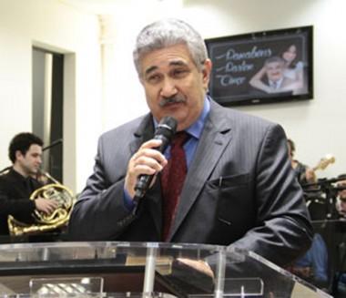 Pastor Cirço de Lima foi reeleito vice-presidente da Ceadescp
